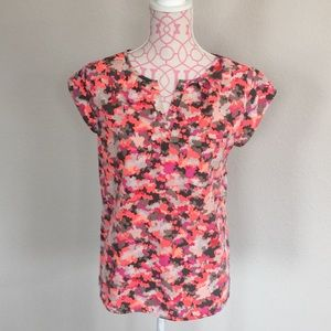 Cute bright float gap top